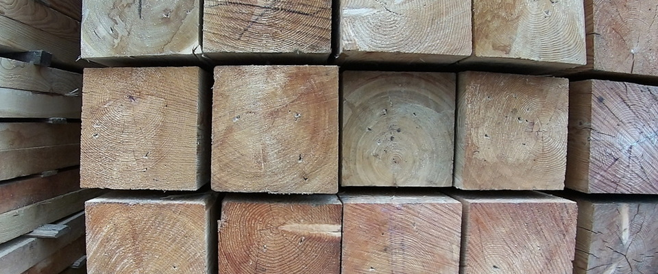 Количество бруса в одном кубе?